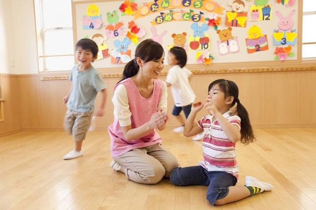 子育て支援拠点のイメージ
